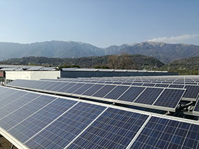 Evolved pannelli solari